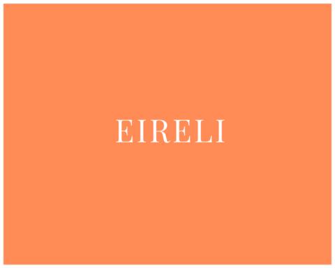 EIRELI - Tipos de Sociedade