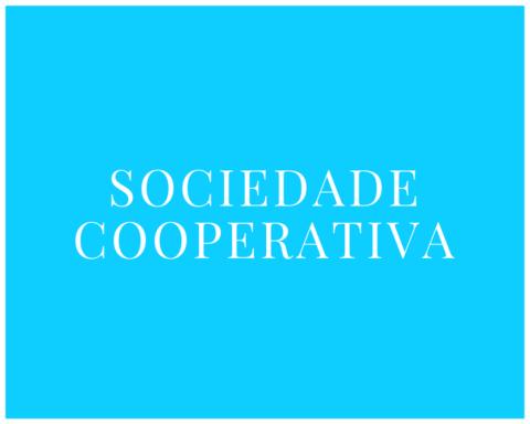 Sociedade Cooperativa - Tipos de Sociedade