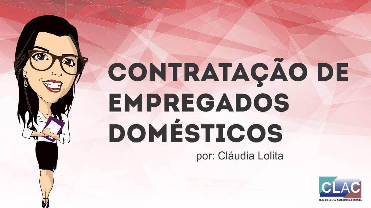 Contratação de Empregados Domésticos